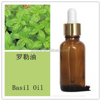 Pure Basil oil Wholesale