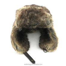 Wholesale Popular high quality warm Lei feng hat Ear protection winter hats