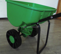 lawn tractor fertilizer spreader