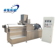 Stainless Steel Factory Price Ice Cream Filled Corn Snack Extruder Pillow Snacks Food Processing Machine