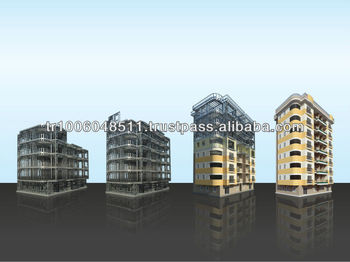 Multi-Storey Buildings
