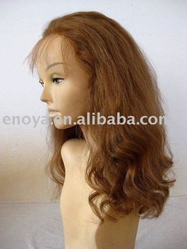 FULL INVISIBLE LACE WIG