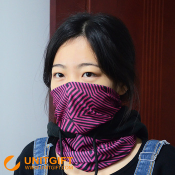 2018 seamless magic scarf face mask bandana multifunctional