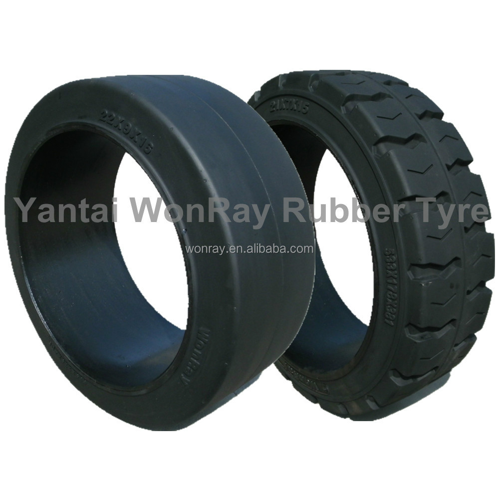Press On Solid Tyre, SM & TR