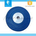 Gym Equipment Metal Competition Elite Bumper Plate