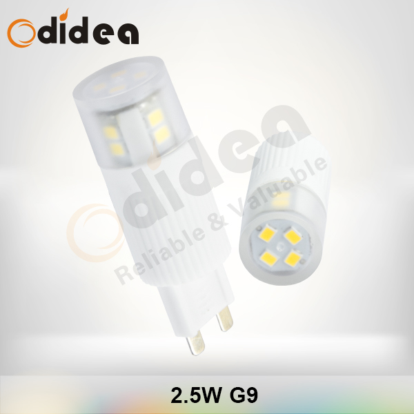 2700k led g9 bulb replacement 40w halogen 2700k 2.5w