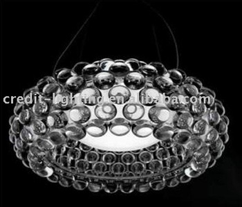 Foscarini Caboche Acrylic Pendent Lamp From China Manufacturer/Modern Pendant Lamp