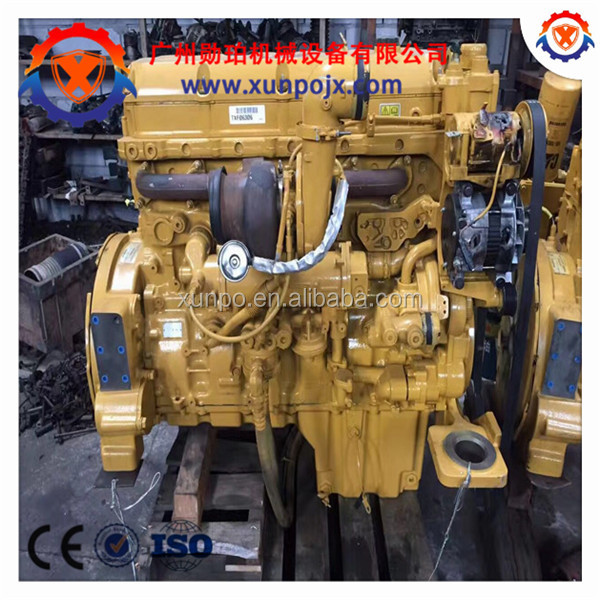 Original new/used excavator full diesel engine assembly engine C13,CAT C13 engine assy.