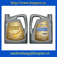 Yutong bus parts CI-4 15W-40 High Quality Bus Engine Lubricant Oil For Sale