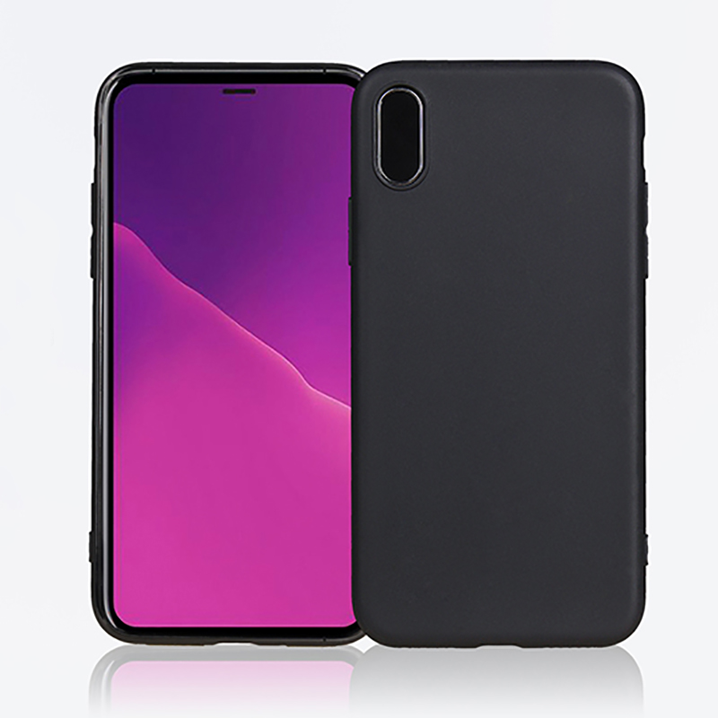 new arrival design hotsales sweep over beauty matt tpu phone case for apple sublimable cover for iphone x