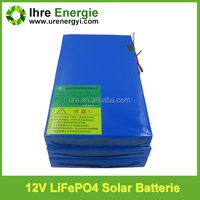 solar panel battery charge pack lithium battery pack li-ion battery for electric bike deep cycle batttery