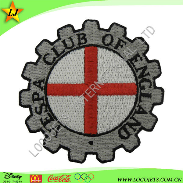 Professional manufacturer any logo embroidery patch/woven patch/label