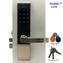 Advanced digital home locks touch screen keypad lock with code