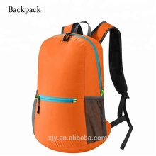 Stylish Nylon Waterproof Durable Packable Lightweight Foldable Travel Hiking Backpack