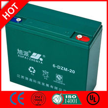 XUPAI Battery forklift battery watering system lifepo4 battery pack 12v QS CE ISO