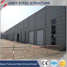 Professional prefabricated construction warehouse