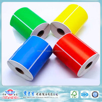 Printable Adhesive Vinyl Advertisement Material PVC Sticker Roll