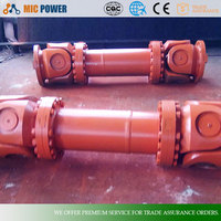 Cardan Shaft Driving Swc Transmission Shaft