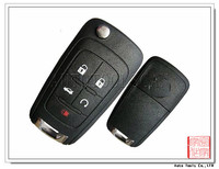 Professional Maker New Products 5 Button Auto Blank Key For Buick