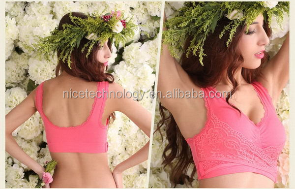 Durable classical slim seamless bra cup sizes pictures