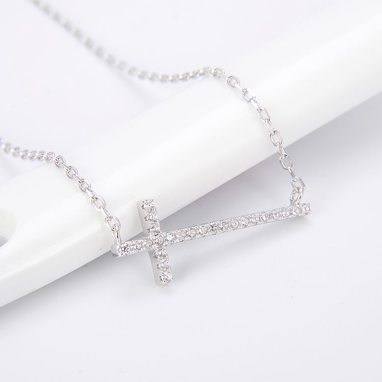2019 <strong>fashion</strong> 925 sterling sliver women accessories necklace chain