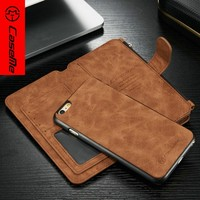 2016 new arrival Mobile Phone Case for iPhone 6s Full Cover with multifunction wallet case