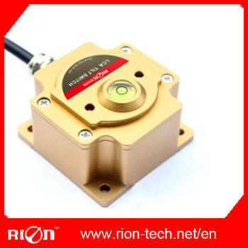 LCA331A Low cost Switch Output Tilt Sensor,Dual-axis clination measurement,RS232 interface port, Resolution 0.01deg, IP67