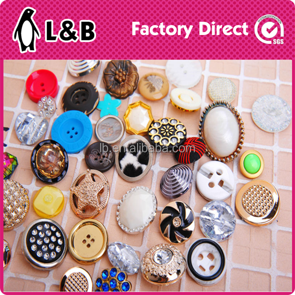 fashion multi designs leopard print coat buttons ladies fur coat button