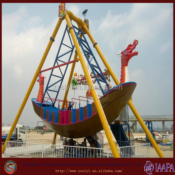 Best Selling Amusement Park Rides Manufacturer real pirate ships for sale