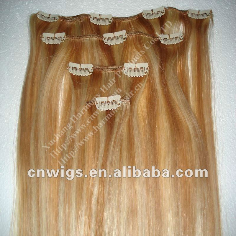 BEST QUALITY clip on hair extensions for black women, more style available