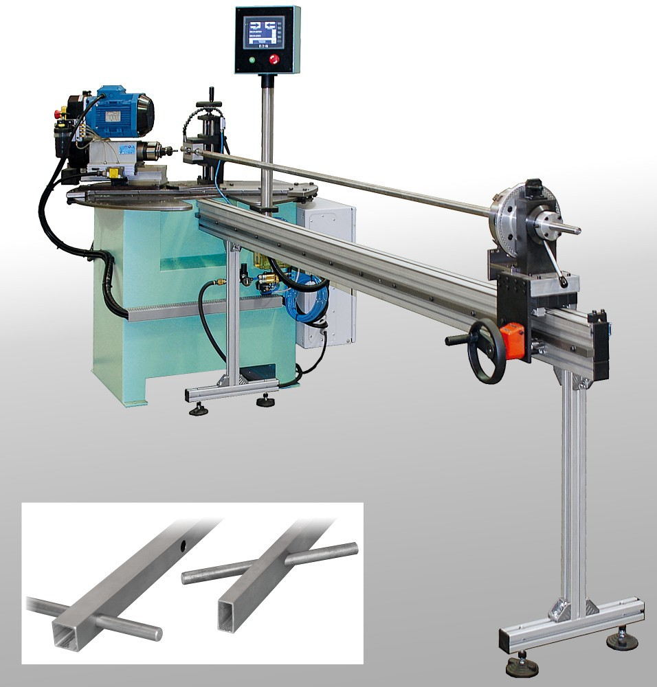 FORUS CN DRILLING MACHINE FOR TUBES