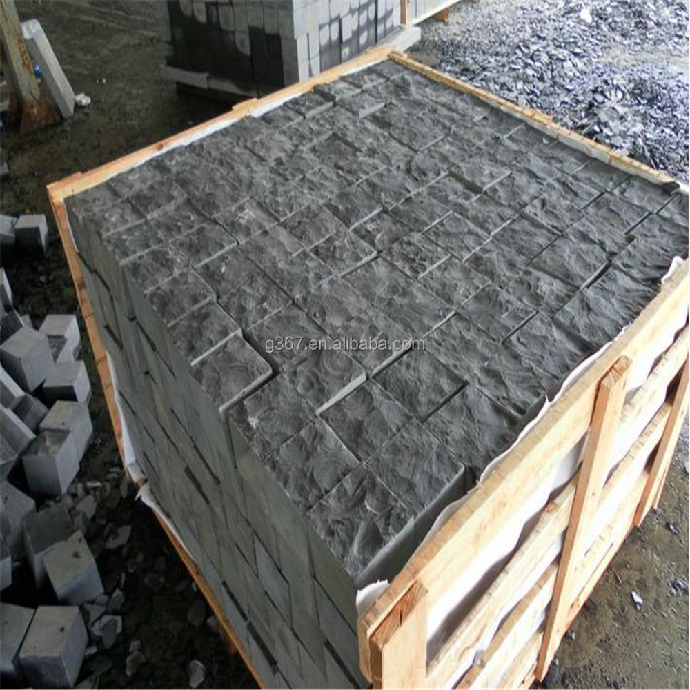 China G603 granite paving stone/granite paver