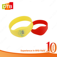Sell Well Colourfull Low Price Silicone Wristband RFID Bracelet