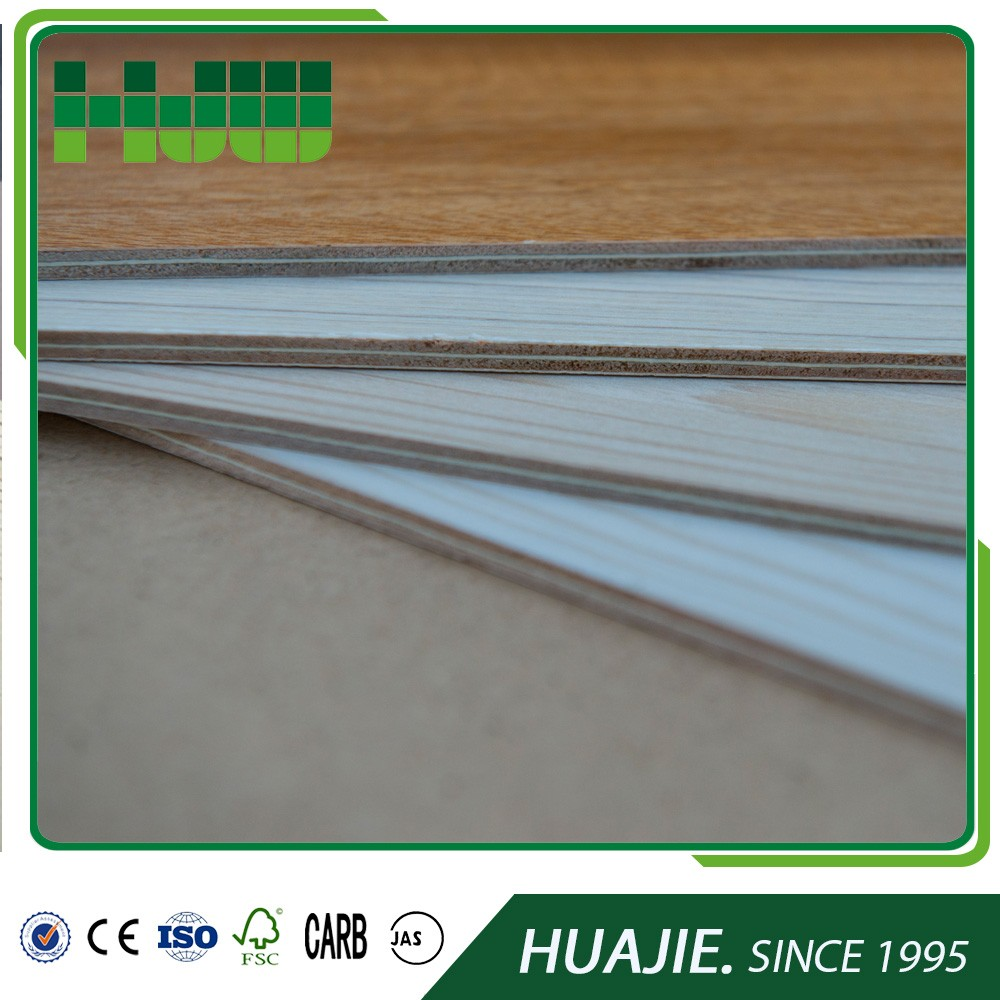 Made in china maple furniture melamine shelving panels plywood boards