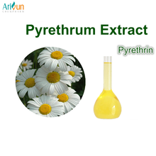 Factory Supply Pyrethrum Extract 25% , 50% Natural Pyrethrins