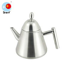 [SHINY] A081 Steel Water Kettle/ Stainless Steel Kettle /Stainless Steel Tea pot w steel handle
