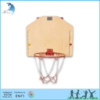 Wooden Montessori Materials,Educational Wooden Toys,Practical Life-Basketball Hoop