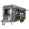 2019 hot selling mobile catering airsteam food trailer for sale