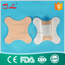 Latex Free Elastic Fabric Butterfly Strip / Bandage Strip / Adhesive Bandage