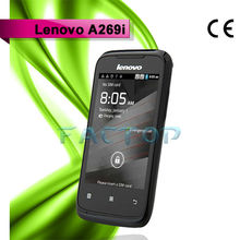 Cheap Mobile Phone GSM Lenovo A269i MTK6572M Dual Core Android 2.3 GSM 3G Phone