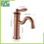 Hot Sale Luxury Unique Design Rose Gold Basin Faucet