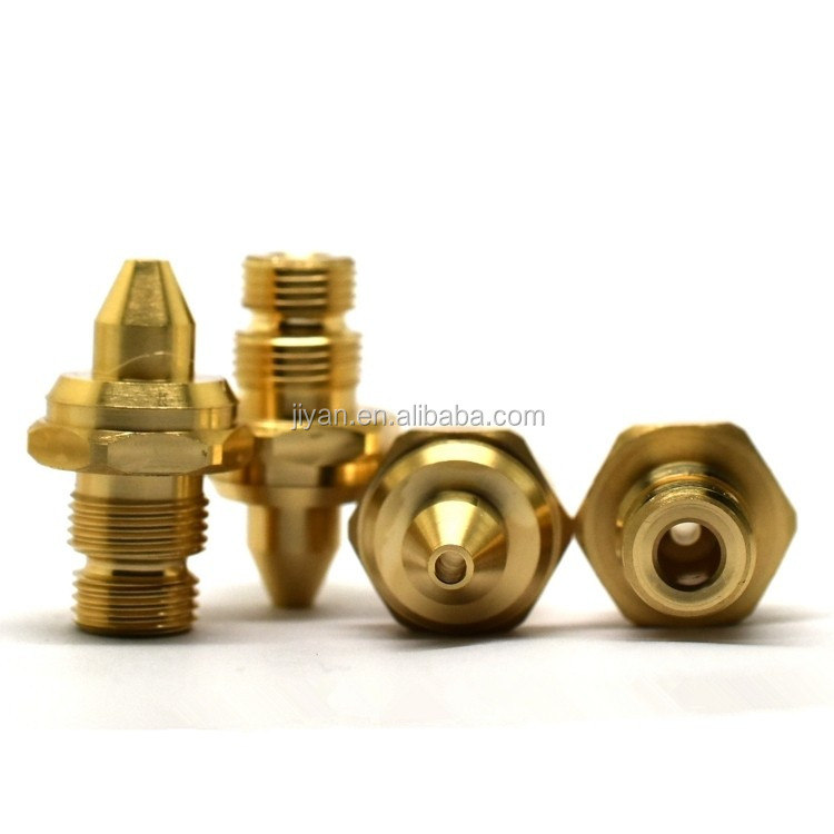 China machining brass stainless steel anodized aluminum customized cnc turned part