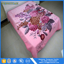 Printed blankets factory china blanket wholesale