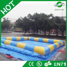 Hot sales inflatable water pool, inflatable swimming pool balls, inflatable pools ring
