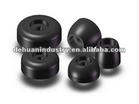 "3"" X 1-1/4"" Rubber End Caps for Boat Trailers"