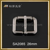 Custom Metal Slide Loop Buckle For Strap, Zinc Alloy Slide Loop Buckle, Gold Plated Slider Buckle