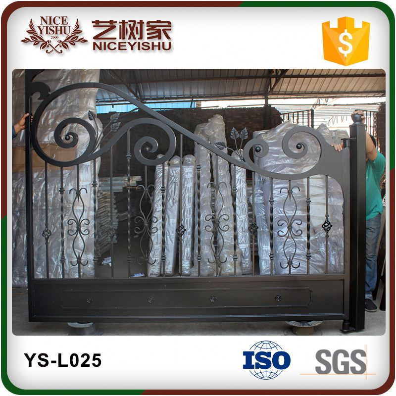 2017 New Type Main House Wrought Iron Gate Grill Designs On Alibaba Online Shopping