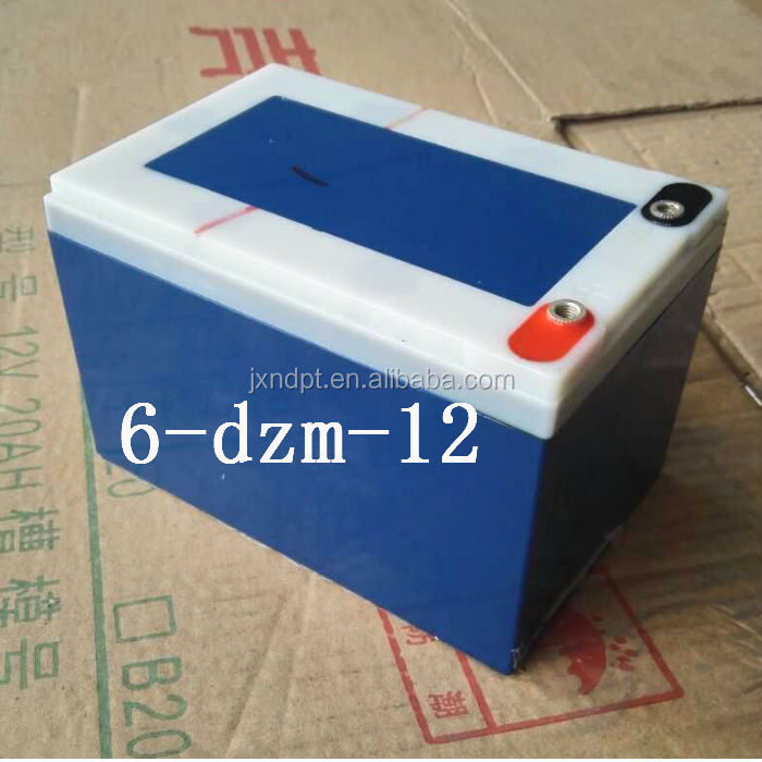 6-dzm-14 36v 14ah 800w batterie for e bike