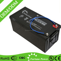 12v 200ah AGM Battery Lead Acid