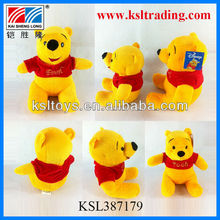 hot selling kid non-toxic cute plush bear toy